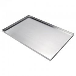 Tecnoinox - Plaque aluminium 600 x 400 - PLQA64