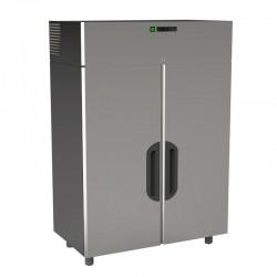 Furnotel - Armoire réfrigérée positive inox - 2 portes - 1400 L - W141PT