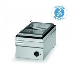 Tecnoinox - Sauteuse électrique - gamme 600 - BR35E60