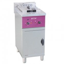 Furnotel - Friteuse électrique sur coffre - 16 litres - ACFE16L