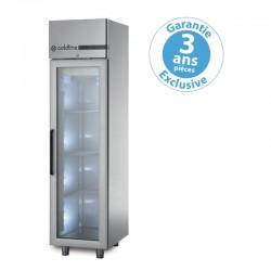 Coldline - Armoire réfrigérée positive - 1 porte vitrée - 350 L