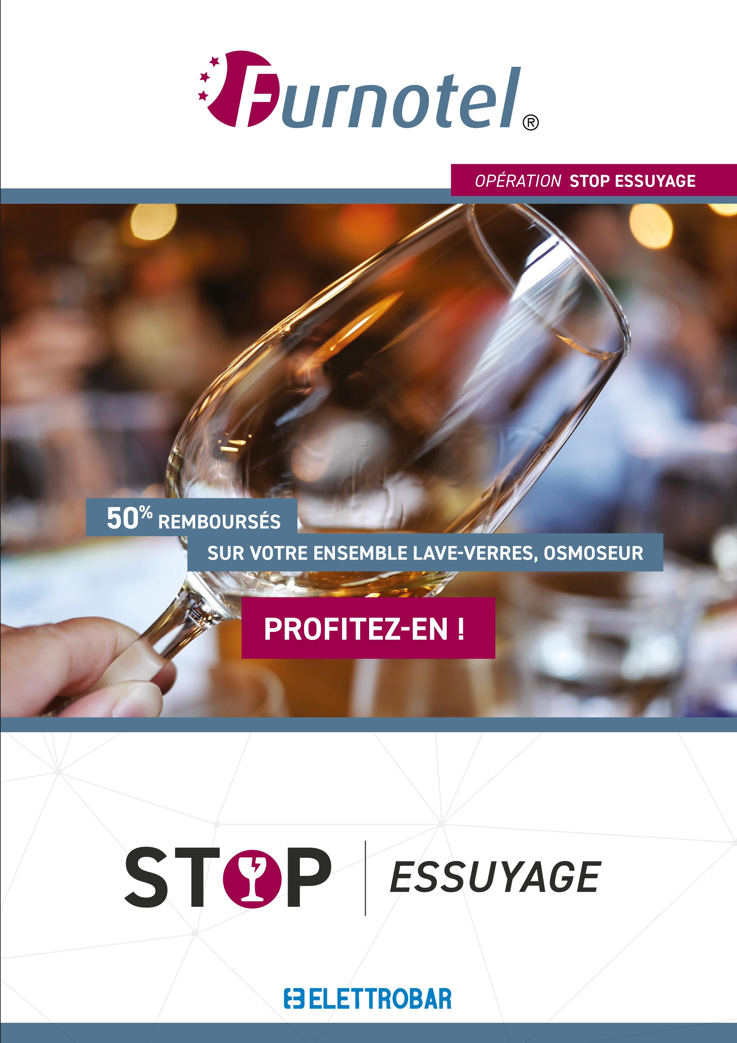 Stop Essuyage Furnotel 2019