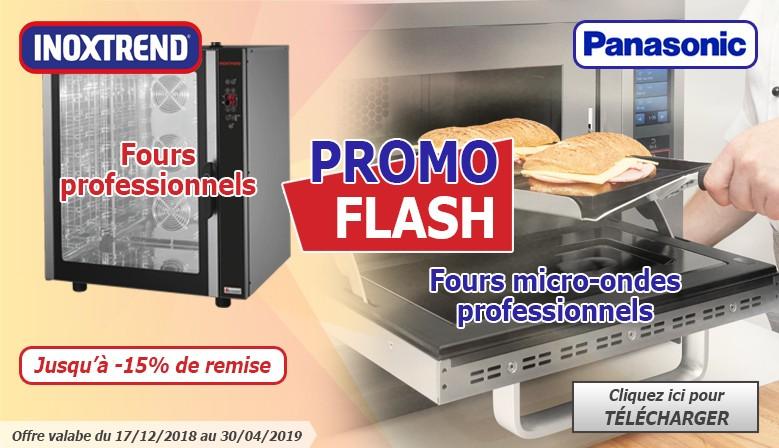 Promotions Panasonic Inoxtrend